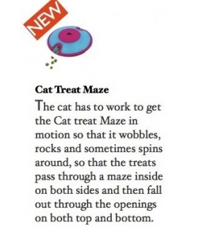 Brio Cat Treat Maze
