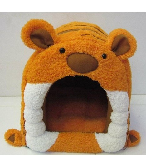 Tiger Pet Bed