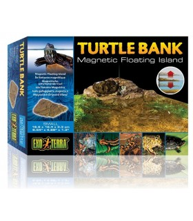 Exo Terra Turtle Bank / Magnetic Floating Island S