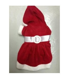 Santa Rabbit Size 1