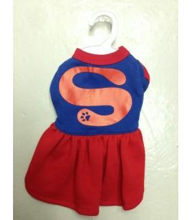 Superman Dress Size 1