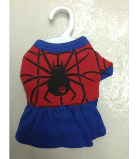 Spiderman Dress Size 1