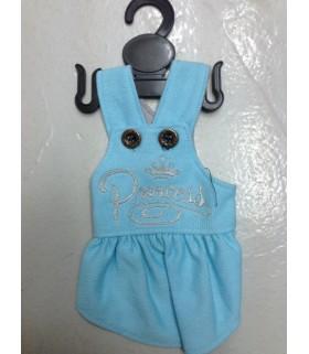 Blue Dress Jumpsuit Size 1