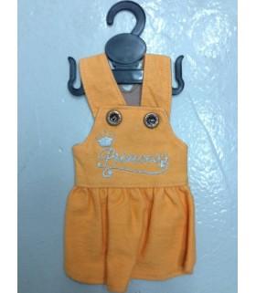 Orange Dress Jumpsuit Size 1