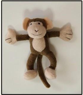 Soft safari Monkey