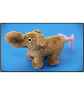 Soft safari Elephant