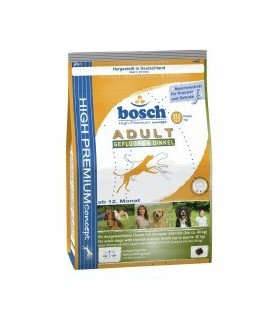 Bosch Adult Poultry and Spelt 1kg