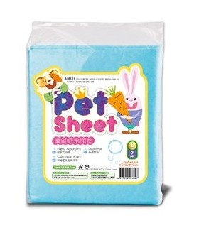 AM111 Pet Sheet Large 7 Sheets