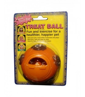 Supreme Furry Fun Treat Ball