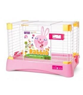 AE26 Alice Rabbio Rabbit Cage - Pink