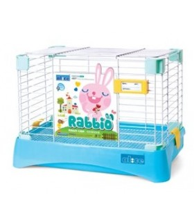 AE27 Alice Rabbio Rabbit Cage - Blue