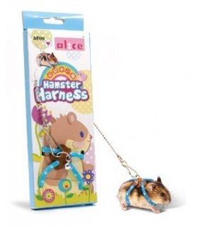 AE09 Alice Hamster Harness