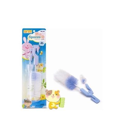 AE44 Alice Spazzo Bottle Brush - Blue
