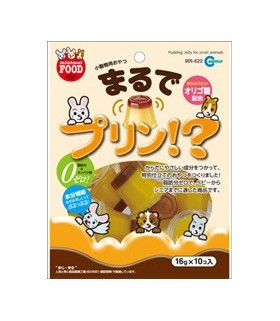 Marukan Pudding For Small Animals 16g x 10pcs