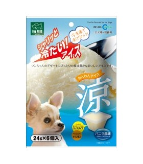 DF520 Vanilla Flavored Ice Jelly For Dogs 6pcs (24g/pc)