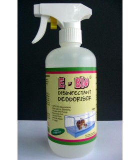 E-Bio Disinfectant Deodriser 500ml