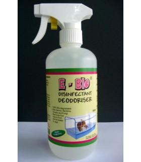E-Bio Disinfectant Deodriser 500ml