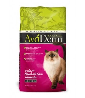 AvoDerm Natural Indoor Hairball Care 3.5lbs