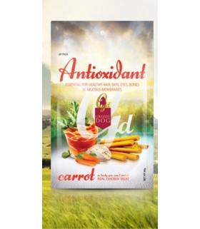 Greedy Dog Antioxidant Carrot Formula 80g x 12