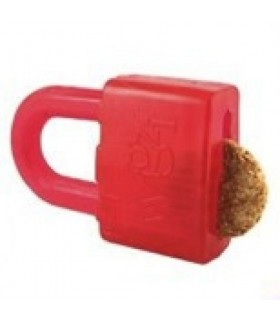 Wigzi Dog Lock N Play Red Small