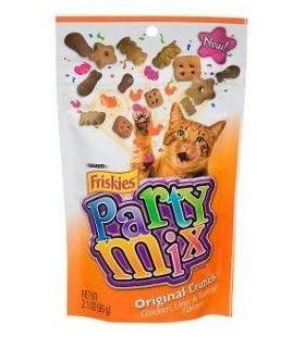 Friskies Party Mix Original - Chicken Liver 59.5g
