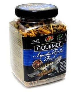 Zoo Med Gourmet Aquatic Turtle Food 170g
