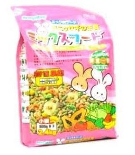 Wang Ping Pettyman Dwarf Rabbit Food 2.4kg