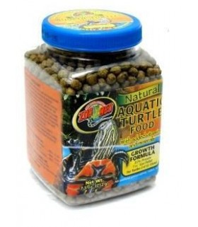 Zoo Med Natural Aquatic Turtle Food - Growth 212g