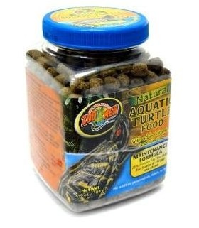Zoo Med Natural Aquatic Turtle Food - Maintenance 184g