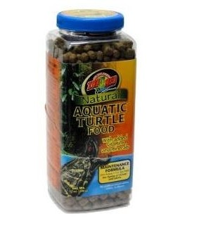 Zoo Med Natural Aquatic Turtle Food - Maintenance 340g