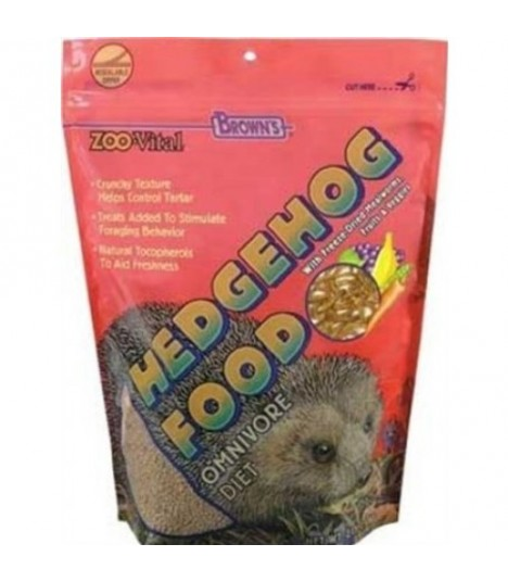 Brown's Zoo-Vital® Hedgehog Food (Out of Stock)