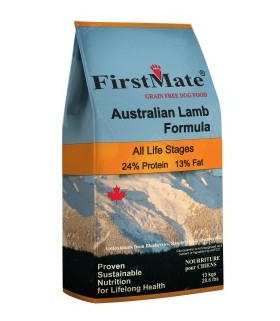 FirstMate Australian Lamb Formula for Dogs 454g