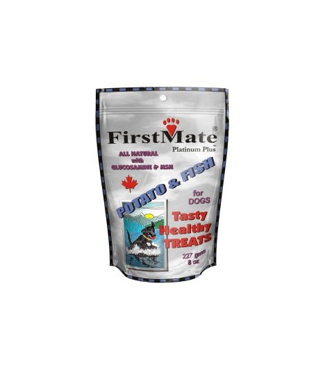 FirstMate Potato & Fish Treats for Dogs 227g