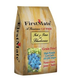 FirstMate Grain Free Fish & Potato with Blueberries 454g