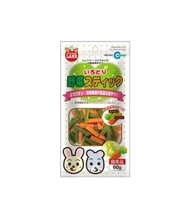 Marukan Vegetable Stick for Small Animals 60g