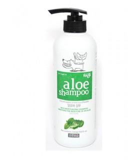 Forcans Aloe Shampoo for Dog & Cat 550ml