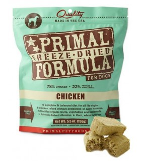 Primal Canine Chicken Formula (Freeze Dried) 5.5oz