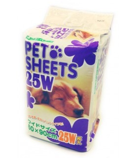 Bow Pad Large Disposable Pee Pad (25pcs)