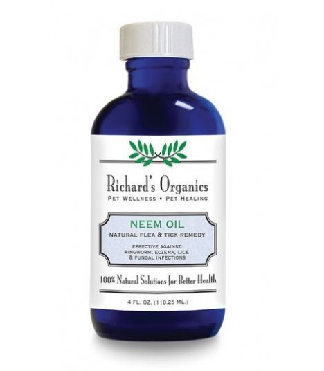 Richard's Organics Neem Oil 4oz