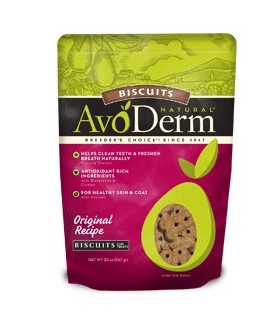 AvoDerm Oven-Baked Original Recipe Biscuits 20oz