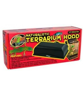 "Zoo Med Naturalistic Hood 12"" (30cm)"