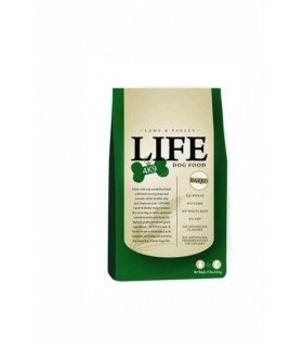 Life4K9 Lamb & Barley 5lb