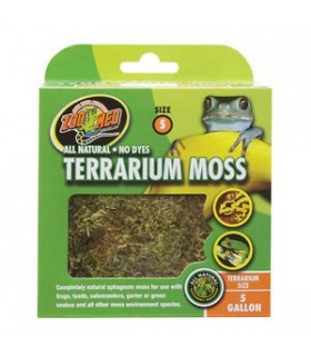 Zoo Med Terrarium Moss Small