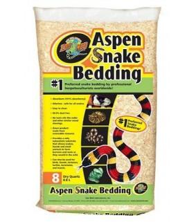 Zoo Med Aspen Snake Bedding 1L