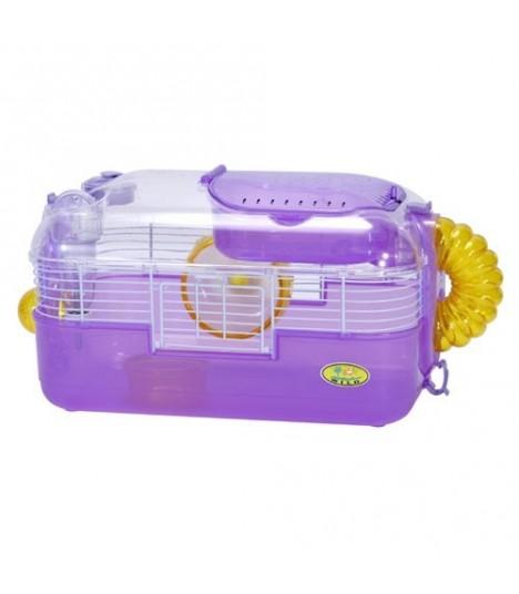 Wild Sanko Hamster Cage Purple