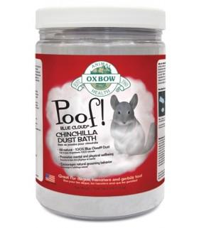 Oxbow POOF! Chinchilla Dust Bath 2.5lbs