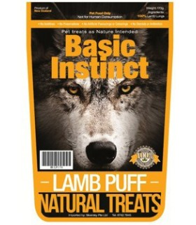 Basic Instinct Lamb Puff 170g