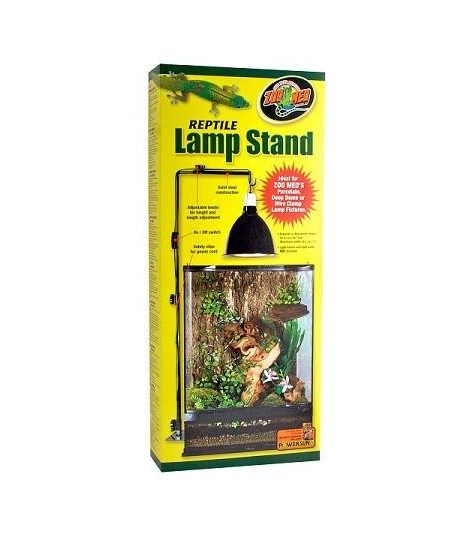 Zoo Med Reptile Lamp Stand 65cm Moomoopets Sg Singapore