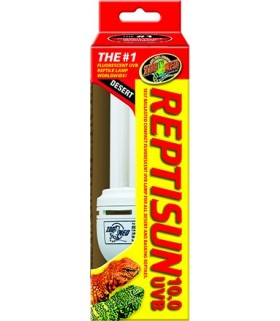 Zoo Med ReptiSun® 10.0 Compact Fluorescent