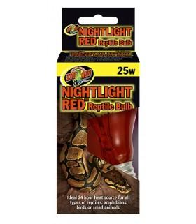 Zoo Med Nightlight Red™ Reptile Bulb 25W